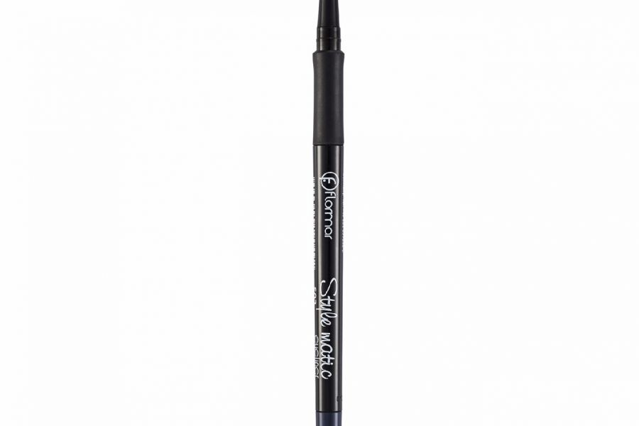 Flormar Style Matic Eye Liner - 02 New Black