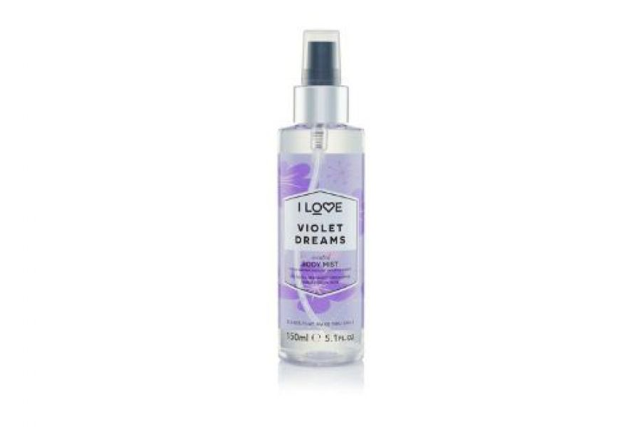 I Love Body Mist Violet Dreams 150ML