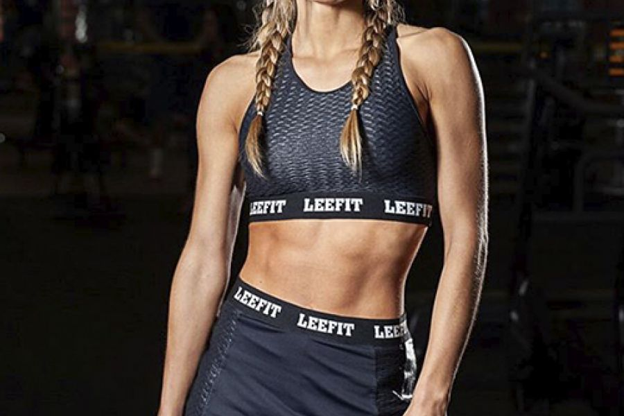 Leefit - Cropped Det Cos Elast LEE146CR