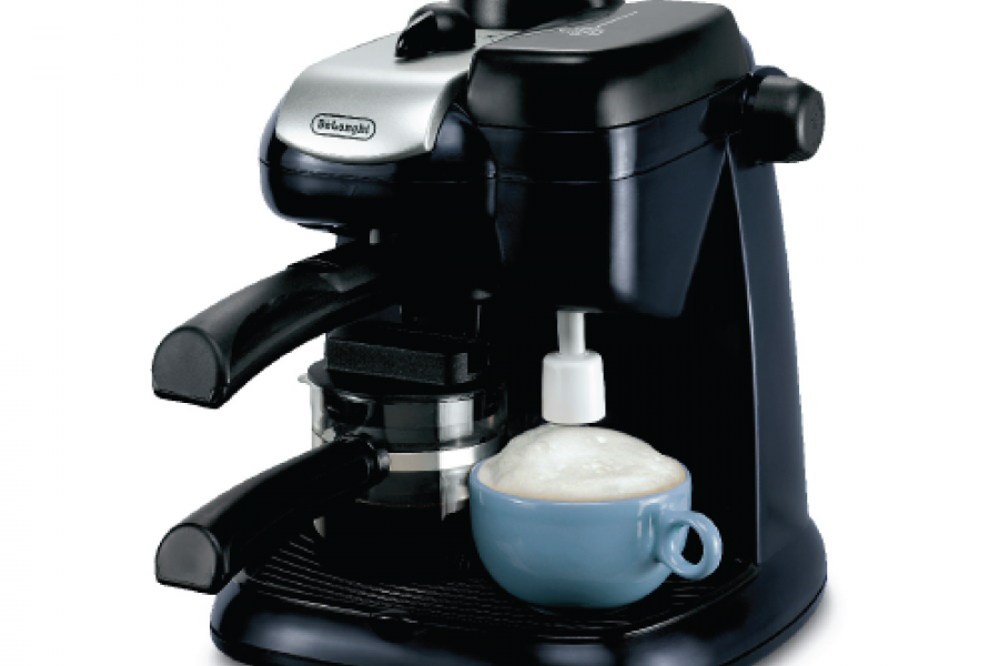 4 HAWA Coffee and espresso machine De'Longhi Combi
