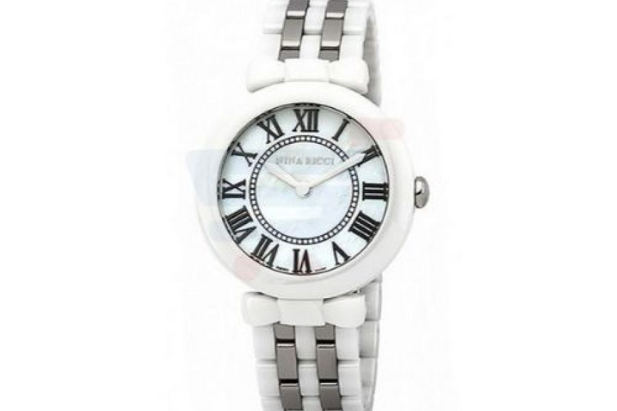 Nina Ricci - Stainless Steel Case Watch For Women